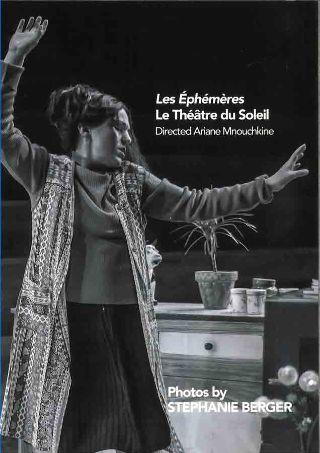 livre Les Éphémères 2009