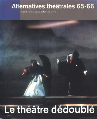 livre Alternatives théâtrales 65-66 2000