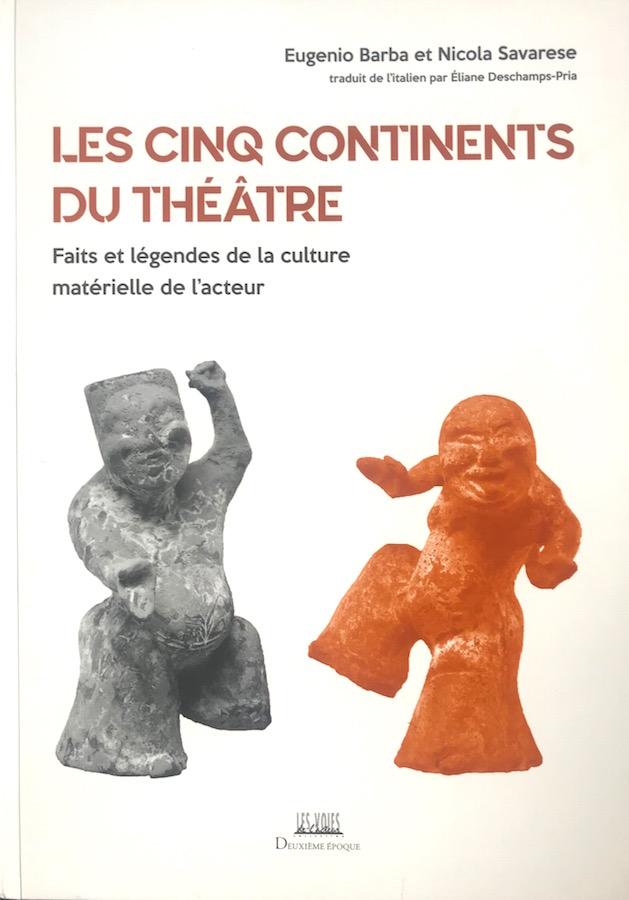 livre Les cinq continents du théâtre en français