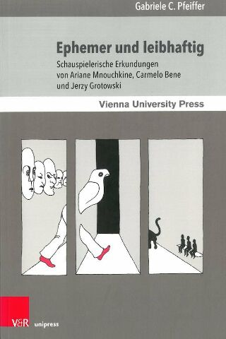 livre Ephemer und leibhaftig 2021